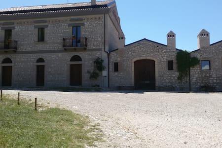 agriturismo Masseria Salecchia - Bovino - Villa