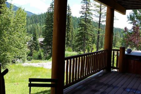 Whitefish Montana Glacier Park Getaway - 층 전체