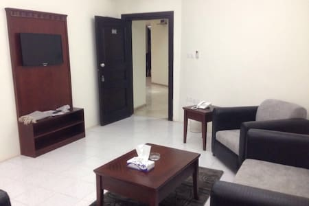 One-Bedroom Furnished Apartment (B) - Jeddah - Apartment
