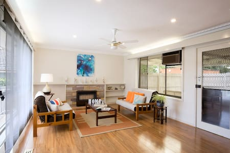 Style, Space and Comfort - Box Hill North