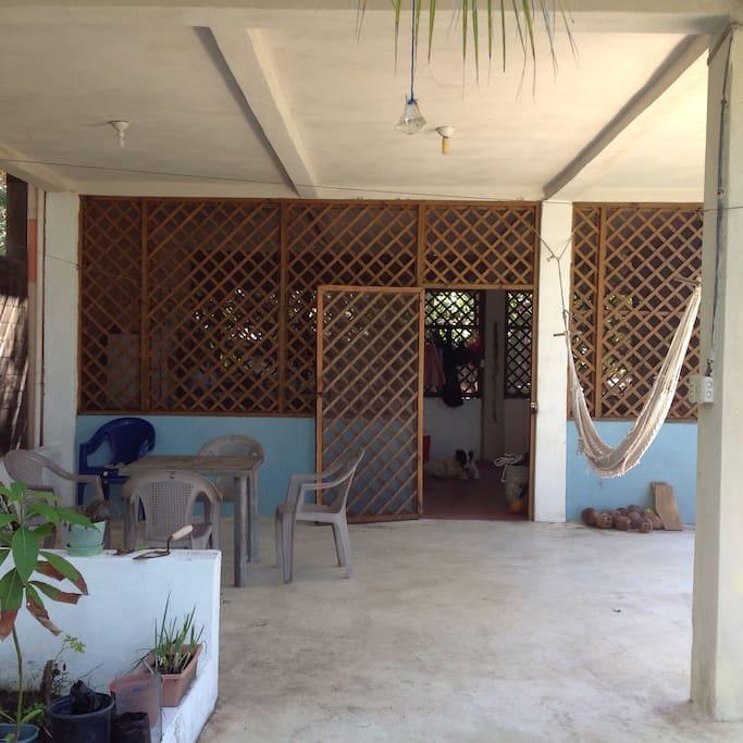 Beach Cottage in Guatemala