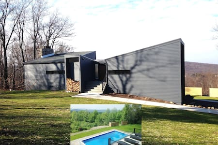 Amazing Fall Foliage+Modern Design, 75 Mins to NYC - Vernon Township - House