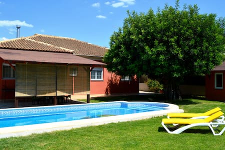 Apartamento in villa with pool - Ontinyent