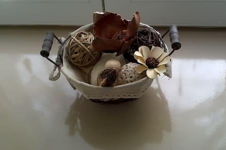 Chambre Bois avec jacuzzi privatif - Bainville-aux-Miroirs - Bed & Breakfast
