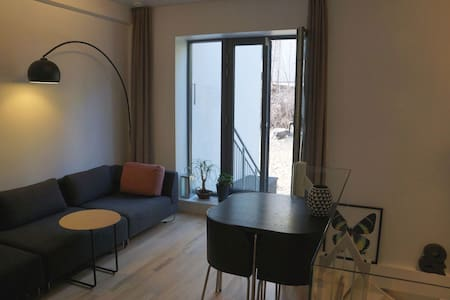WHITE APT, ST. HANSHAUGEN, 2-BR.OPT - Apartment