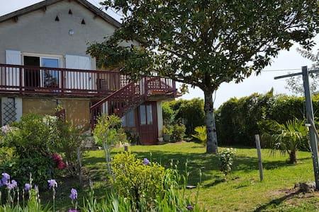 Ma maison à la campagne - Curemonte - Talo