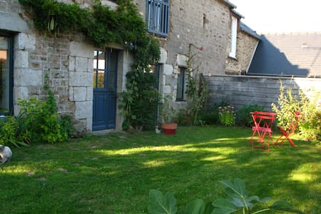 Home between Dinan, Dinard and Saint Malo - Haus