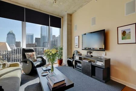 Downtown Highrise Living