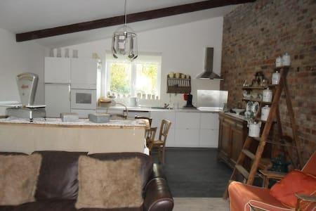 Home vintage - Gîte de campagne - Somme - Dom