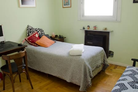 Amplia Habitación en Palermo. Inmejorable Zona. - Apartment