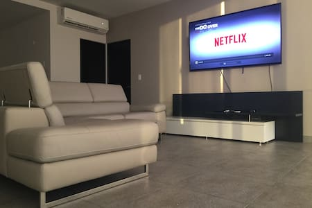 New Place/Best View/2KingSize Bed - Monterrey - Apartment