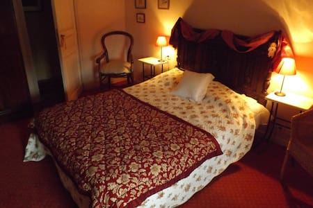 Ty Eliorn Chambre Rose - Langonnet