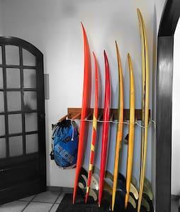 Vayu kite surf e SUP - wave suit - Saquarema - Bed & Breakfast