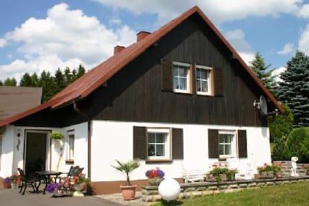 Ferienhaus in Fichtelberg - House
