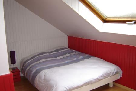 Chambre au calme sous les toits - Quimper
