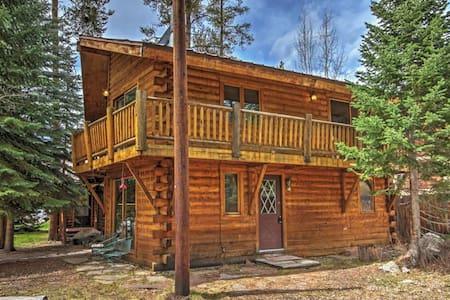 Rustic 3BR Grand Lake Cabin at Lemmon Lodge - Grand Lake - Cabane