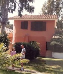 SARDEGNA  Casa CABRAS - House
