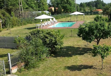 Country villa with pool in Tuscany - Borgo A Buggiano - Villa