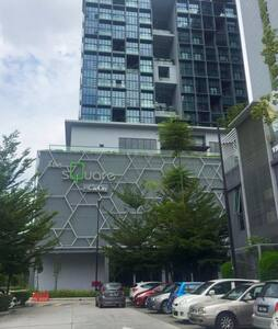 Cozy & Convenient Suite @ The Square One City - Subang Jaya - Kondominium