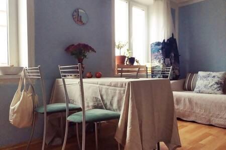 Уютная квартира в Приморском районе - Apartment