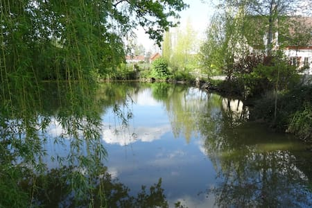 Au pays des chateaux de la Loire... - Prunay-Cassereau