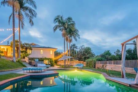 Poolside Studio suite, La Jolla!  - La Jolla - Haus