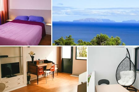 Cozy Apartment, Fantastic Sea View! - Daire