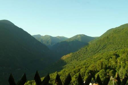 Authentique maison de montagne ariègeoise - Larcat - Larcat - House