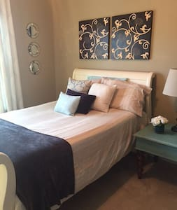Cozy & quiet near Charlotte, the Queen City - Indian Trail - Huis