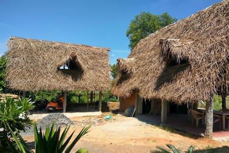 Auroville forest Hut - Auroville ,Bommaiyarpalayam  - Szoba reggelivel