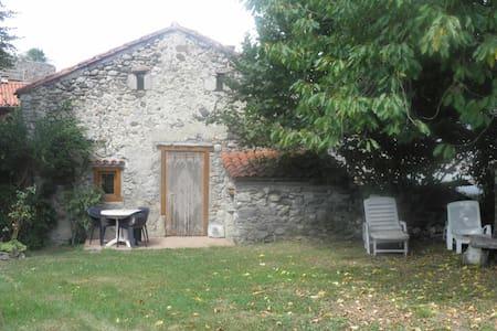 Petite grange rénovée - Casa