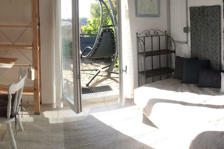 Chambre privée au pied du centre ville - Angoulême - Stadswoning