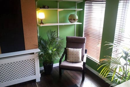 The Green Room on Dereham Road, Norwich - Townhouse