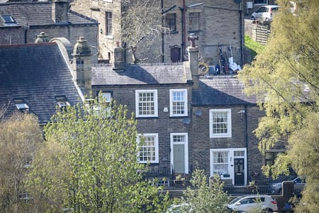 Folly Cottage - Luddenden Foot - House