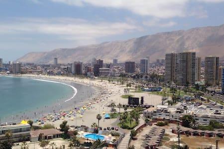 Arriendo Dpto Playa Cavancha - Apartamento