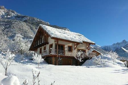 PEY CHALET - Dağ Evi