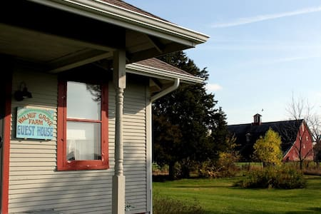Walnut Grove Farm Bed and Breakfast - Knoxville - Bed & Breakfast