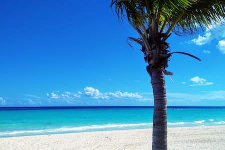 Romantic and charming loft steps to the beach!! - Loft-asunto