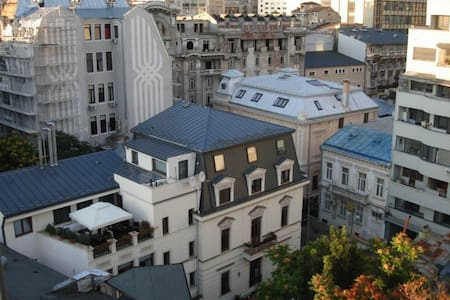 OVERWATCH - București - Leilighet
