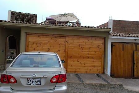 Casa de Playa en San Bartolo