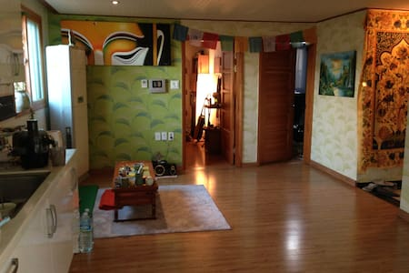 Itaewon & Haebangchon - Cosy&lovely home (private) - Yongsan-gu