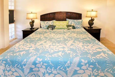 Maui Island Sands Resort 104 - Maalaea - Condomínio