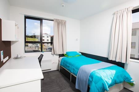 Modern Single Room Accommodation in Albany - Dorm