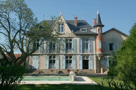 L'Echauguette - Château