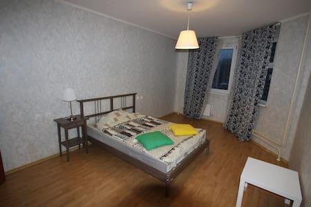 Rasskazovka -  45 m2, 1 bed for 2 - Moskva