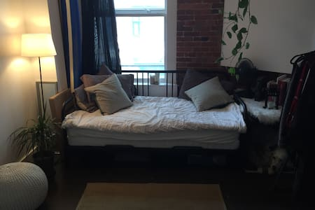 Soho style studio in Gastown - Vancouver - Apartment