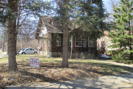 Charming brick house in Longfellow - Minneapolis