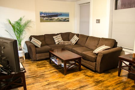 Large Apartment in Fort Greene - Apartment