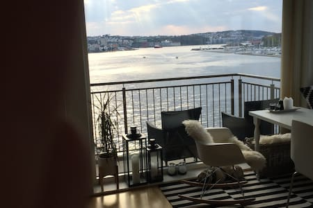 Stay on my couch in Stavanger City - Byt
