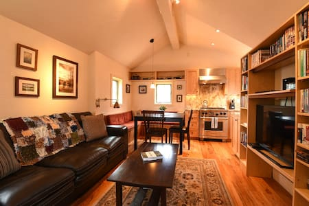 Tiny House in CB (Gorgeous & Cozy Miners Cabin) - Crested Butte